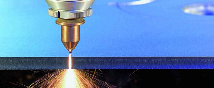 Лазерная обработка материалов